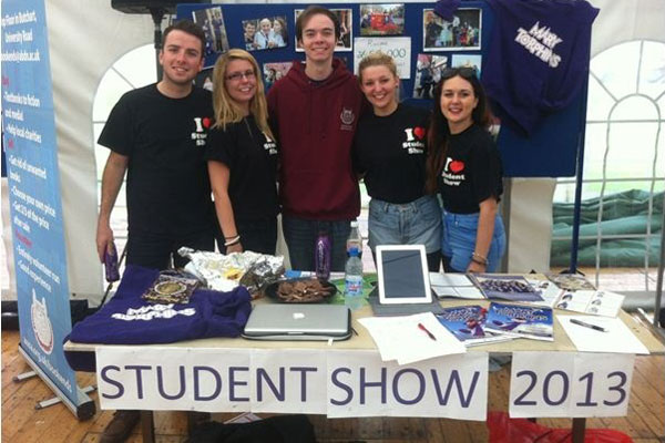 Aberdeen Student Show Begin Preparations