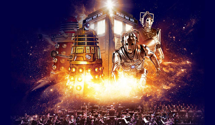 Doctor Who - Symphonic Spectacular