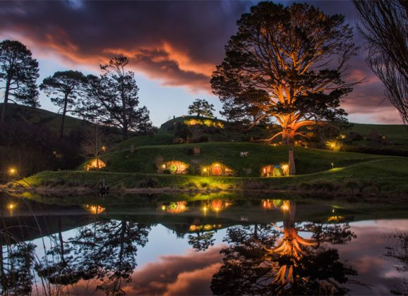 International Hobbit Day in New Zealand