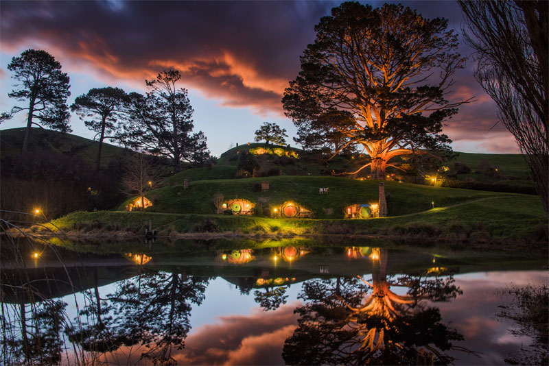 Hobbiton - International Hobbit Day