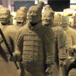 China Terracotta Army for Stockholm