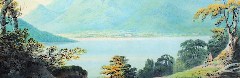 The Footsteps Of Lakeland's Artists
