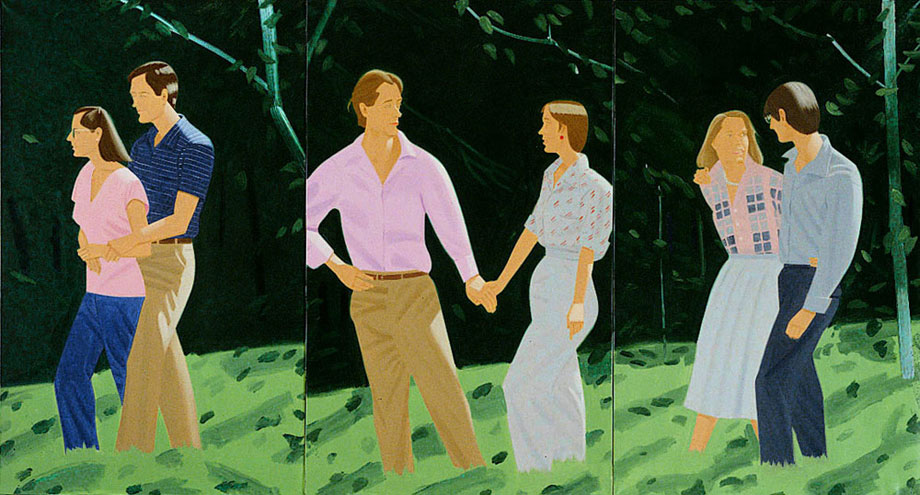 Alex Katz - Summertrip