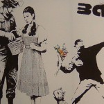 Banksy gets Christchurch showing