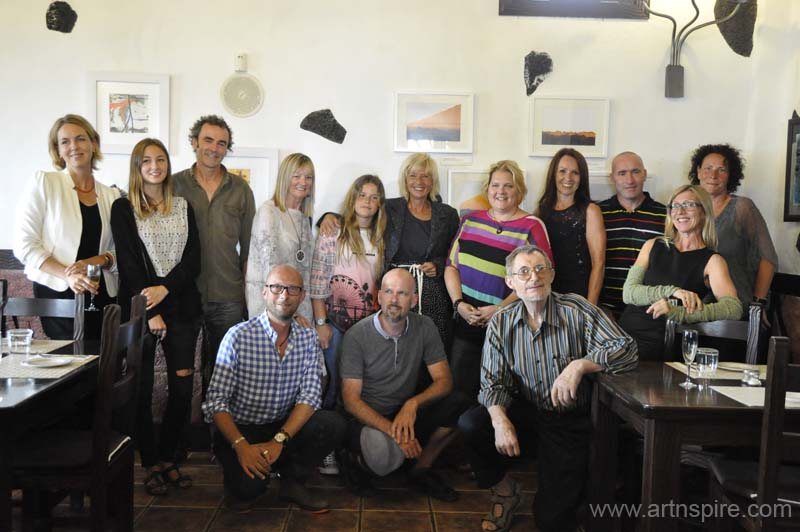 Elements Group of Lanzarote Artists